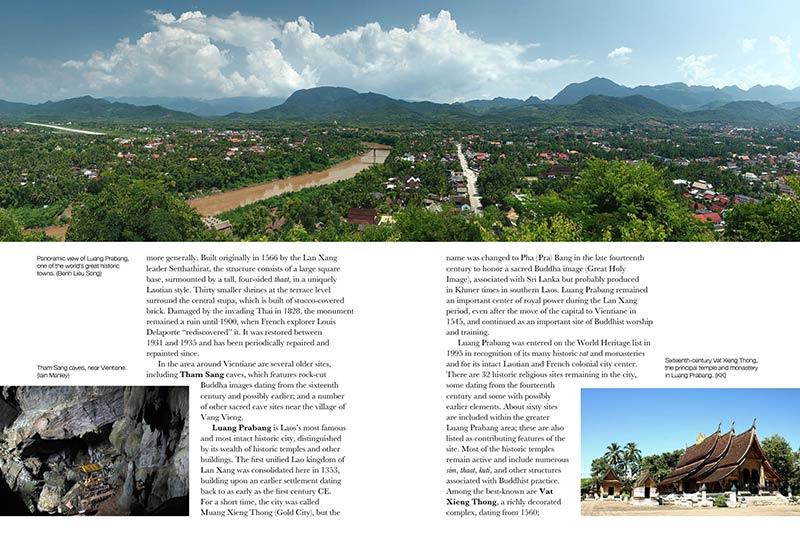 หนังสือ Ancient Sites of Southeast Asia 03