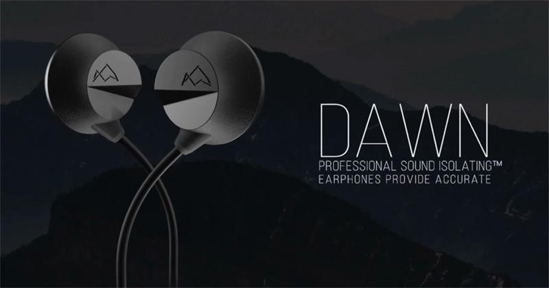 Encore หูฟัง In-Ear มีไมค์ในตัว รุ่น Dawn