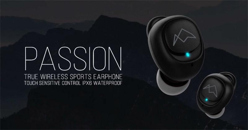 Encore หูฟังบลูทูธแบบ True Wireless รุ่น Passion