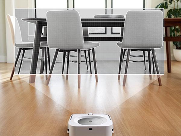 iRobot หุ่นยนต์ถูพื้น รุ่น Braava m6