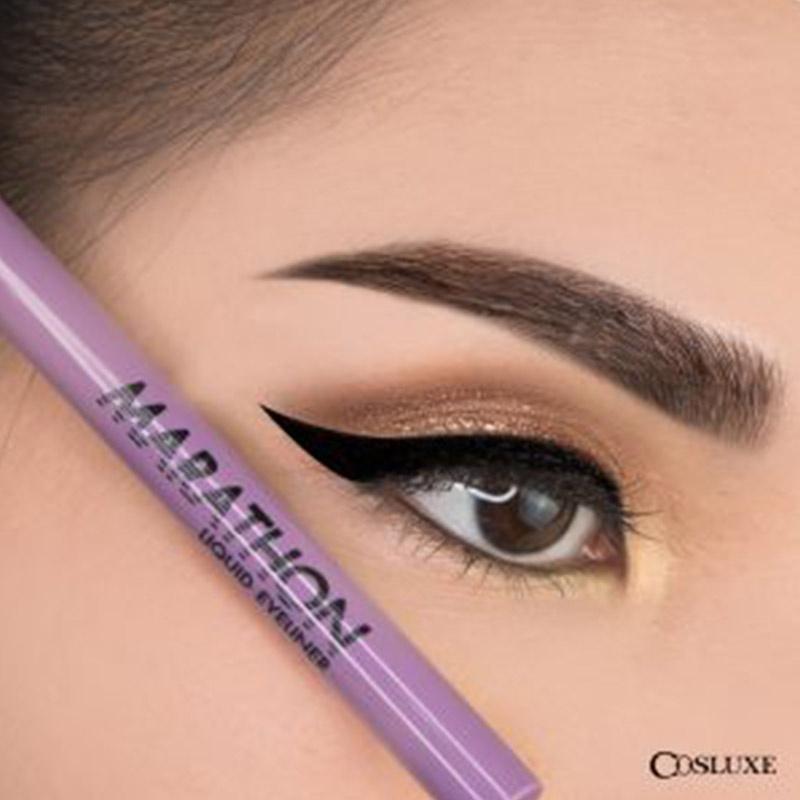Cosluxe อายไลเนอร์ Marathon Liquid Eyeliner 0.05 กรัม