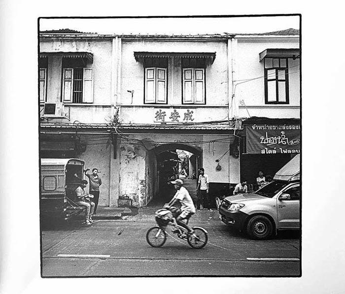 หนังสือ Vanishing Bangkok 01