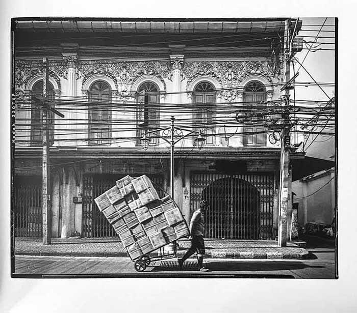 หนังสือ Vanishing Bangkok 02