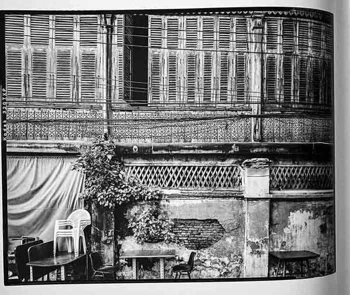 หนังสือ Vanishing Bangkok 03
