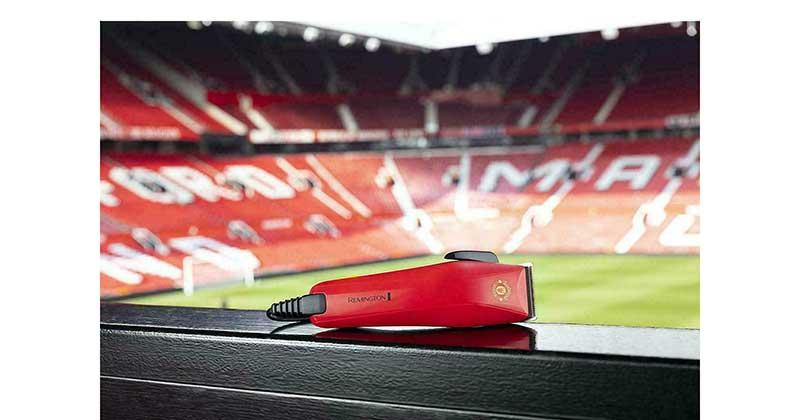 01 Remington ปัตตาเลี่ยน Colourcut Hair Clipper Manchester United Edition (HC-5038)