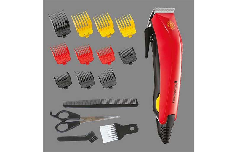 02 Remington ปัตตาเลี่ยน Colourcut Hair Clipper Manchester United Edition (HC-5038)