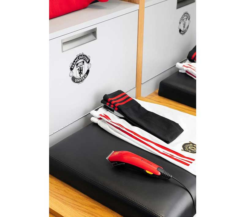 04 Remington ปัตตาเลี่ยน Colourcut Hair Clipper Manchester United Edition (HC-5038)