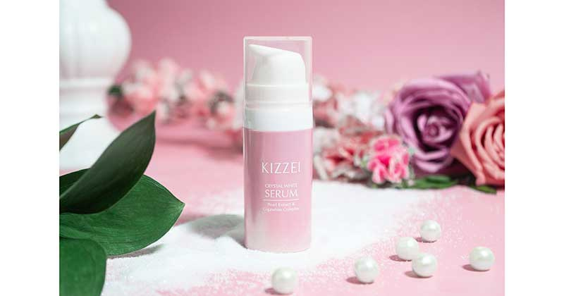 01 Kizzei Crystal White Serum 10 ml