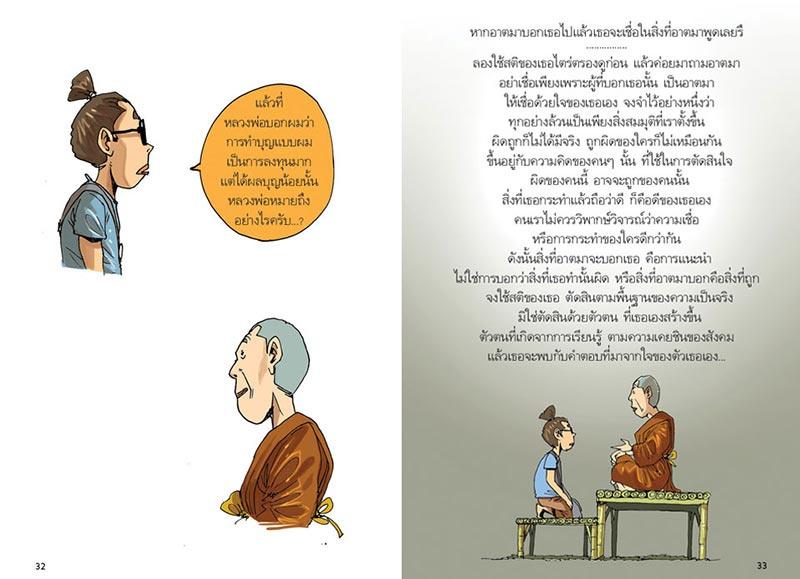 หนังสือ สงสัยมั้ยธรรมะ 15