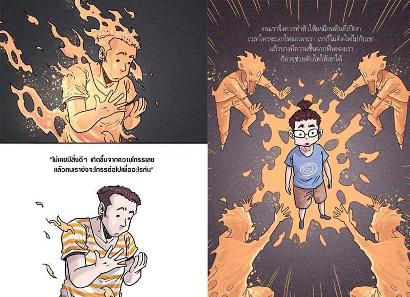 หนังสือ สงสัยมั้ยธรรมะ ฉบับทุกข์ไม่มีจริง 12