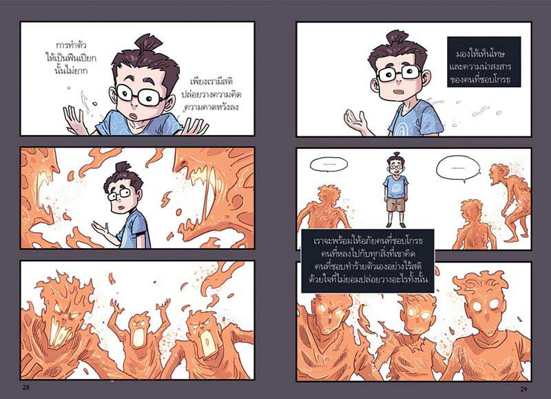 หนังสือ สงสัยมั้ยธรรมะ ฉบับทุกข์ไม่มีจริง 13