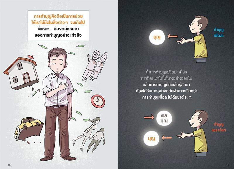 หนังสือ สงสัยมั้ยธรรมะ ฉบับความปกติ 06