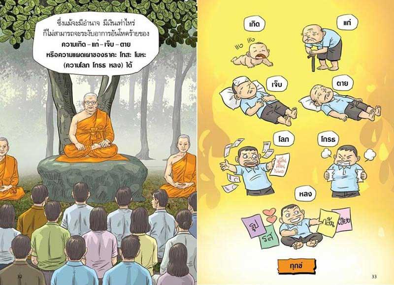 สงสัยมั้ยธรรมะ คู่มือมนุษย์ ตอนพระพุทธศาสนากับคน 15