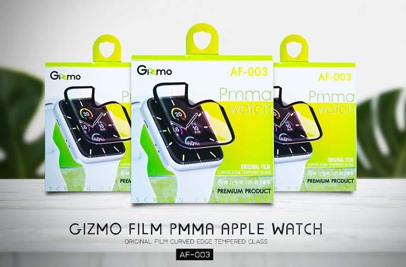 Gizmo ฟิล์มกันรอยหน้าจอ สำหรับ WatchSeries5 40mm