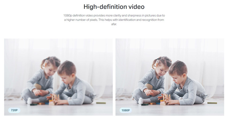 TP-Link กล้องวงจรปิด IP Camera รุ่น Tapo C200