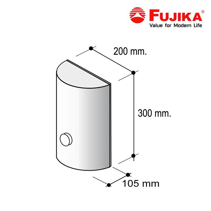 FUJIKA เครื่องทำน้ำอุ่น 4500W รุ่น FS-4501