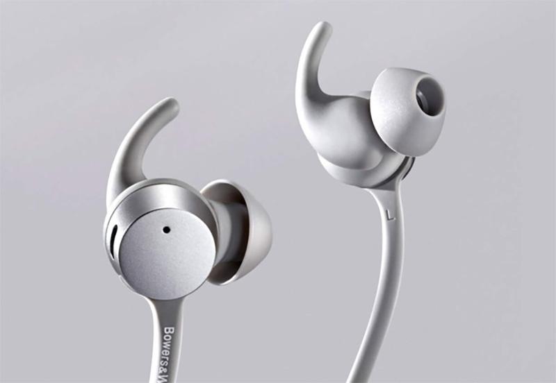 Bower & Wilkins หูฟังตัดเสียงรบกวนแบบ In-Ear รุ่น PI4