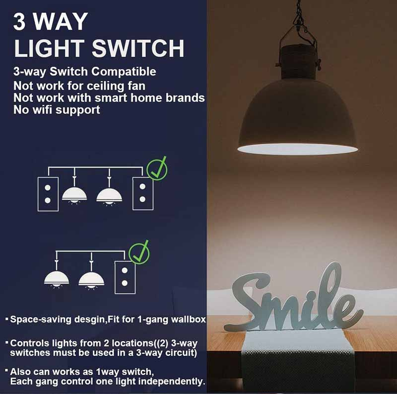 Jarton สวิตช์ไฟสัมผัส และ สามารถควบคุมผ่าน SmartPhoen 2 ช่อง