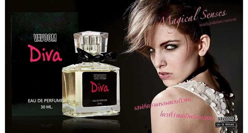 01 VAVOOM Diva Perfume 30 ml