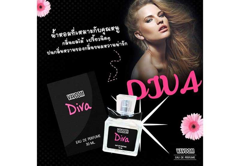 02 VAVOOM Diva Perfume 30 ml