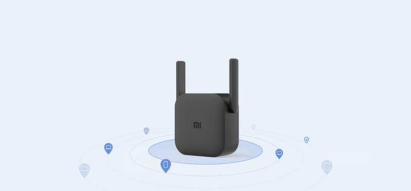 Xiaomi ตัวขยายสัญญาณ Mi Wi-Fi Range Extender รุ่น Pro
