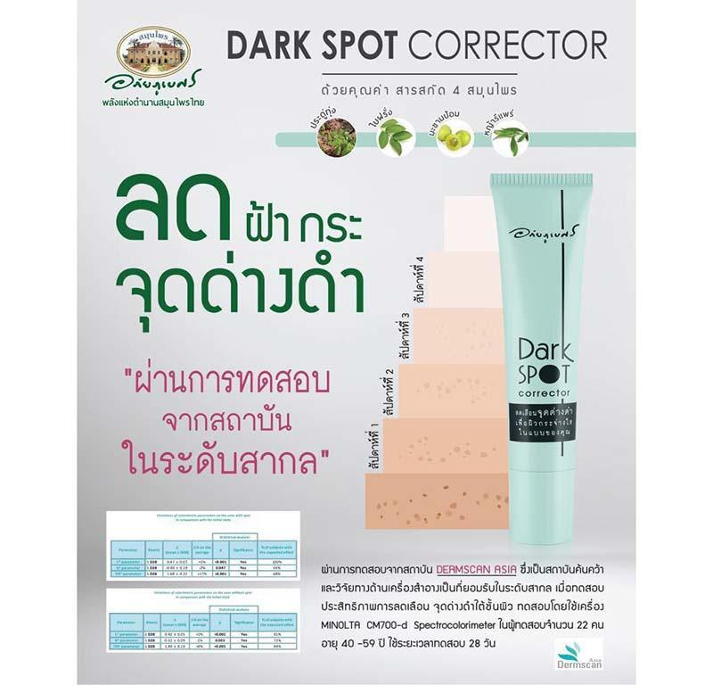 01 Abhaibhubejhr Dark Spot Corrector