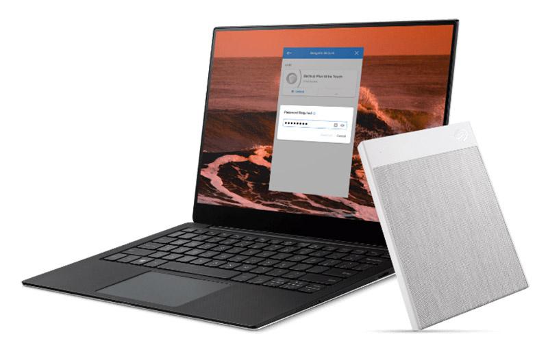 Seagate รุ่น Backup Plus Slim 2.5 1TB
