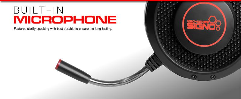 SIGNO หูฟังเกม HP-825