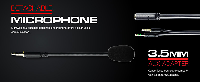 SIGNO E-Sport หูฟังเกม HP-828