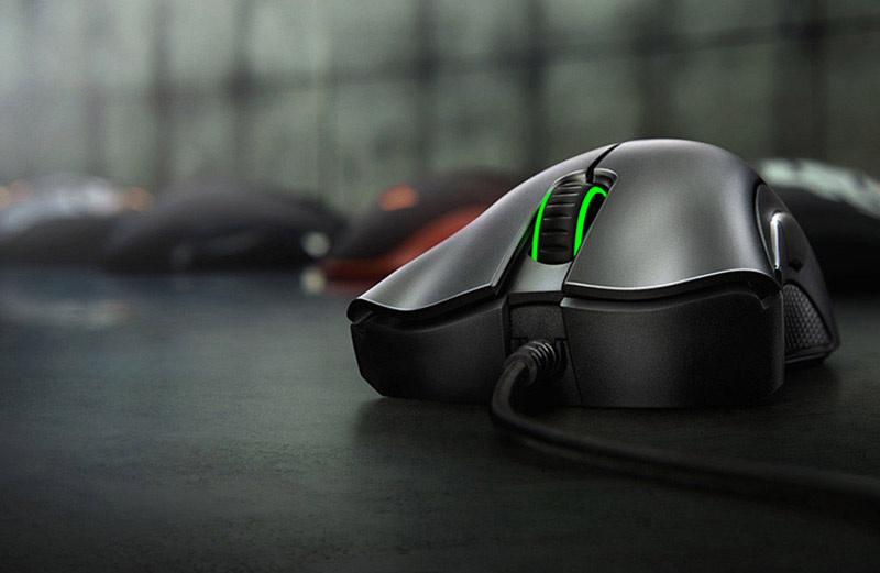 Razer เม้าส์เกม Deathadder Essential