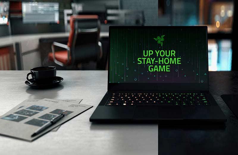 Razer หูฟังเกม Kraken X Multi - Platform [Black]