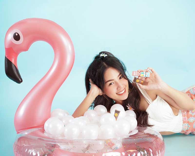 03 Archita เจลเขียนคิ้ว Perfect Brow Water Proof CHOCO LOVE