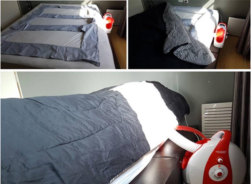 EazyBlow เครื่องอบผ้าเอนกประสงค์ รุ่น Curve