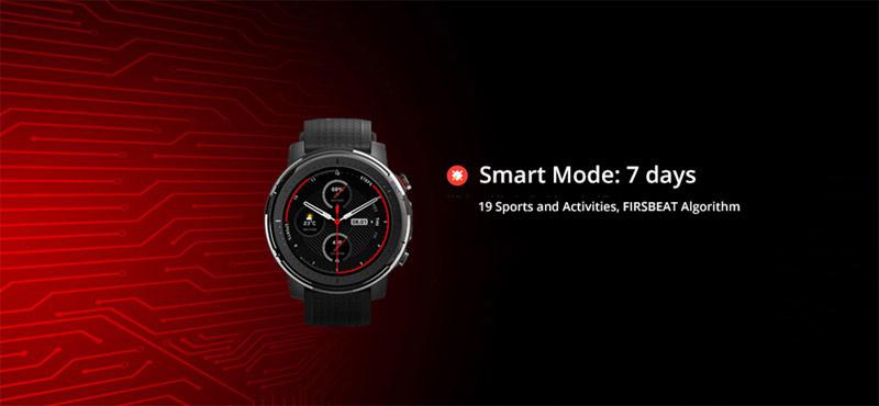 Xiaomi Amazfit นาฬิกาอัจฉริยะ รุ่น Stratos 3