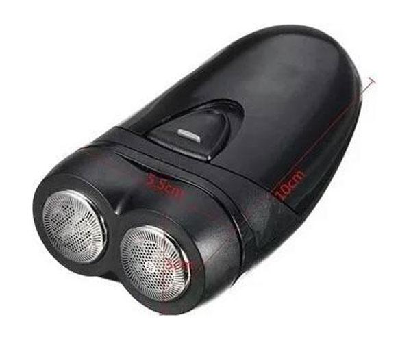 01 Babarah Shop RUNWE Rs815 เครื่องโกนหนวดไฟฟ้าไร้สาย
