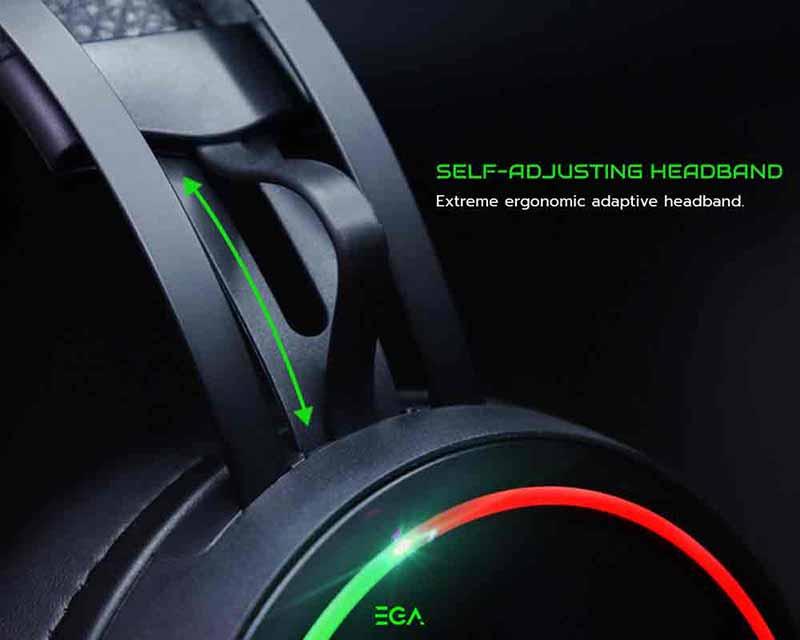 EGA หูฟังเกม Type-H8