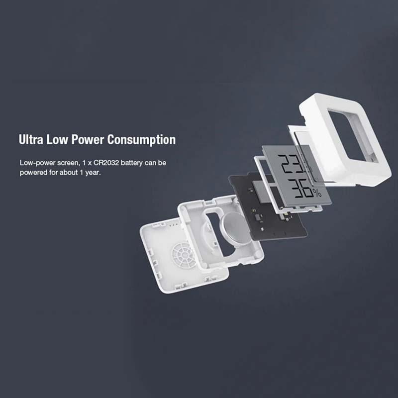 Xiaomi Xiaomi เครื่องวัดอุณหภูมิ และ ความชื้น รุ่น 2