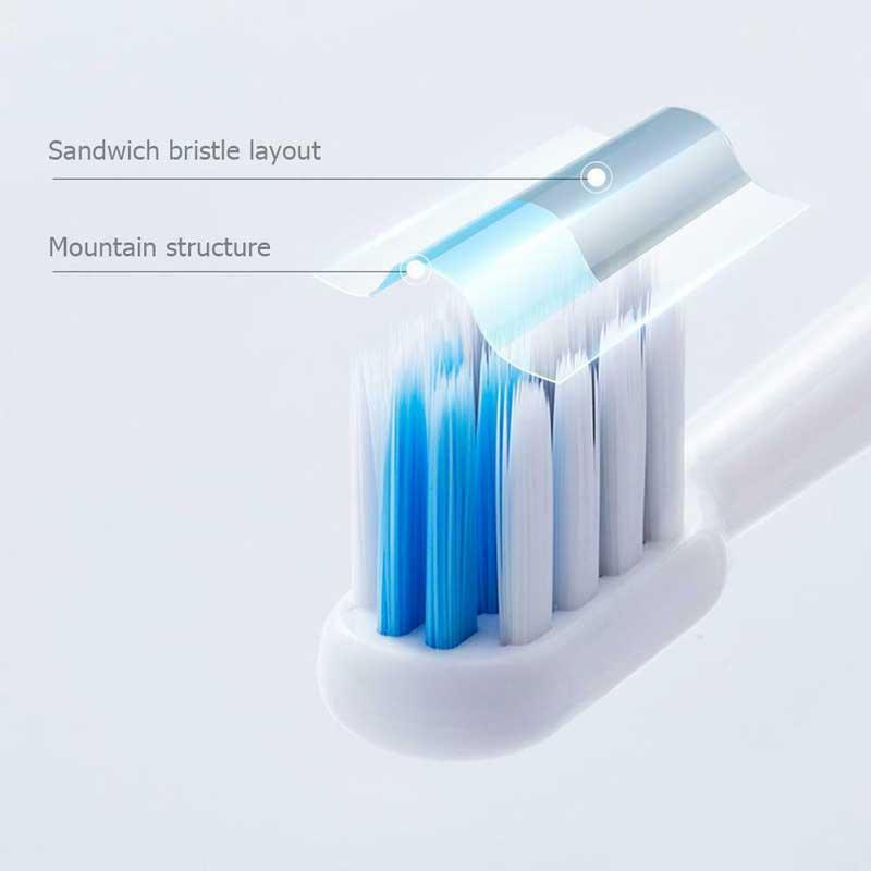 01 Xiaomi Dr.Bei Sonic Electric Toothbrush Head (Sensitive)