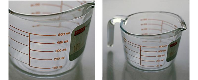 Abloom แก้วตวง ทนความร้อนสูง Measuring Glass , Measuring Cup 500 ml.