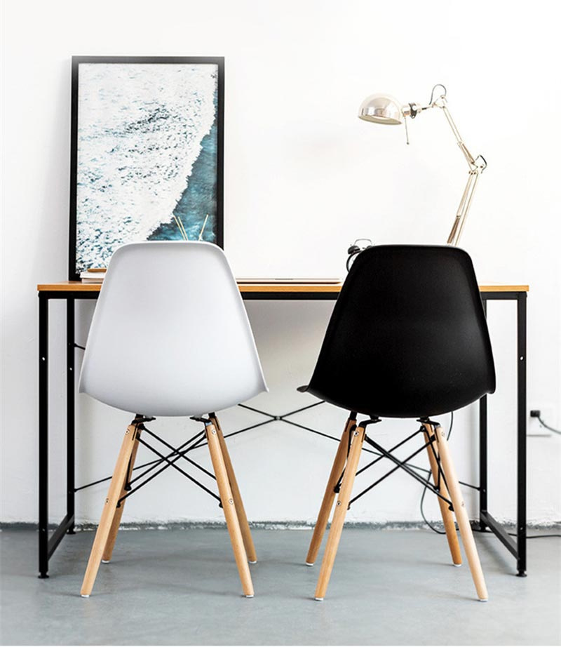 TS Modern Living โต๊ะทำงานไม้ ขนาด 100*48 ซม.รุ่น TA0003BE