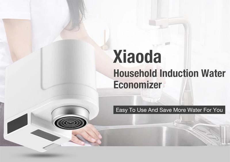 Xiaomi Xiaoda Automatic Tap ก๊อกน้ำอัจฉริยะ