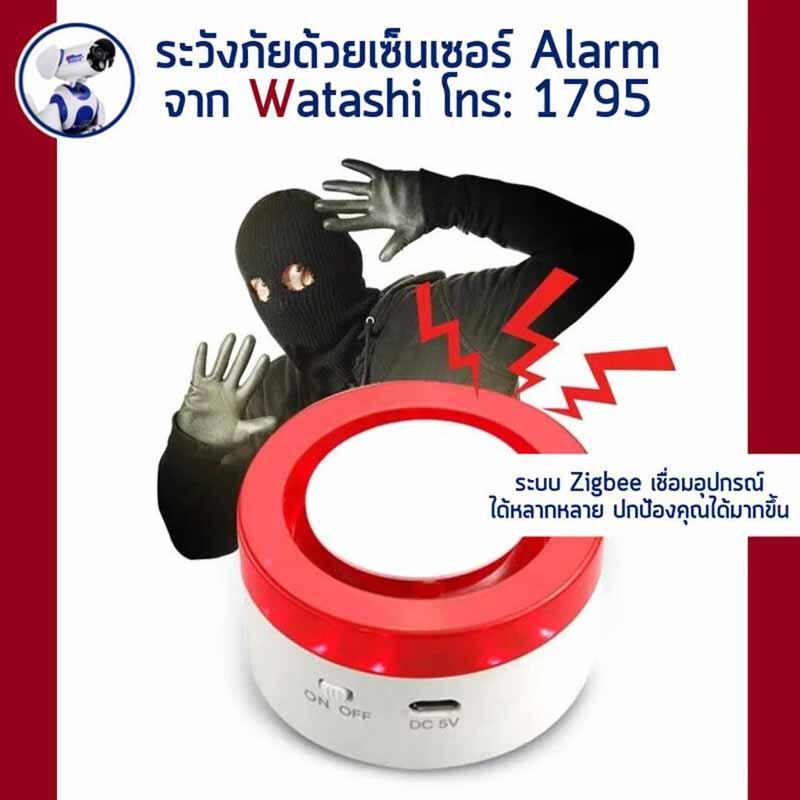 Watashi Smarthome Set WIOTS601