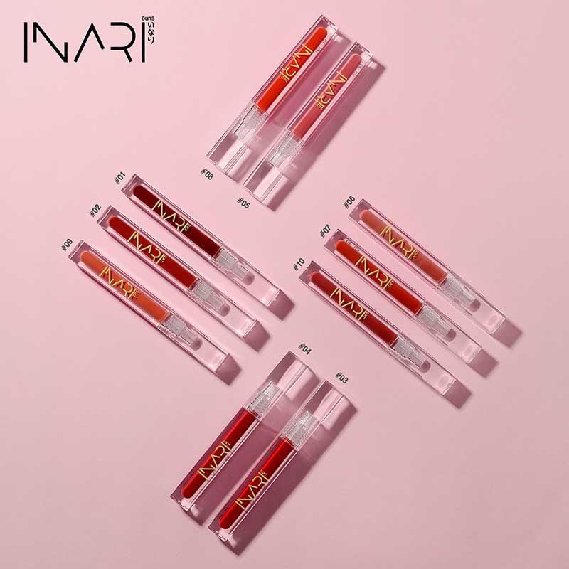 03 INARI Lover Dessert Velvet Lip&Cheek