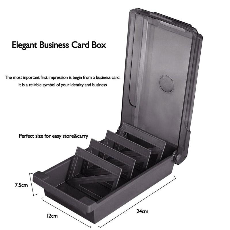 Abloom กล่องนามบัตร 500 ใบ 01