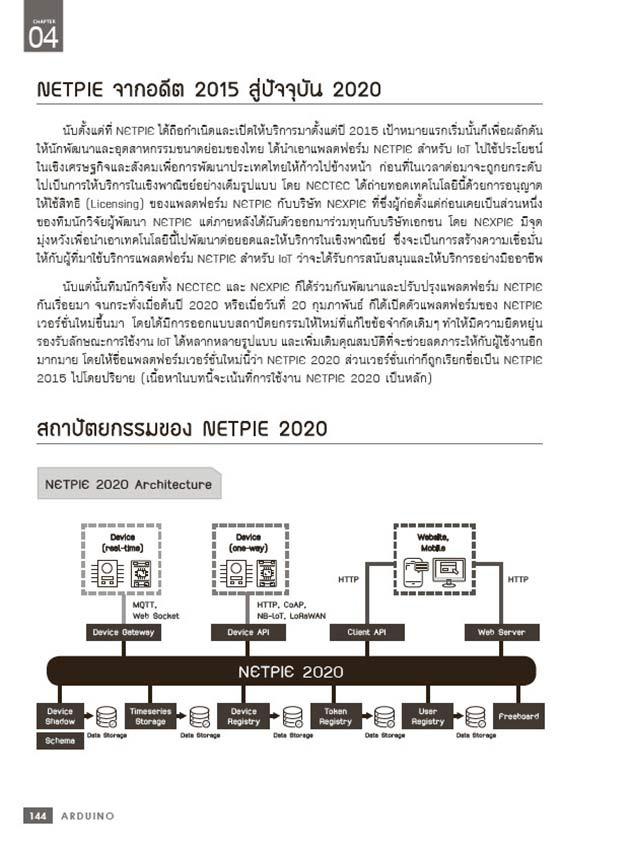 พัฒนา IoT ผ่าน Cloud ด้วย Arduino 09