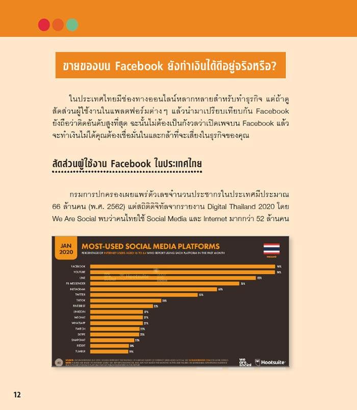 ขายร้อยให้ได้ล้านผ่าน Facebook 02