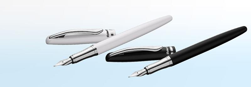 Pelikan ปากกาหมึกซึม Jazz Elegance พร้อมกล่องโลหะ