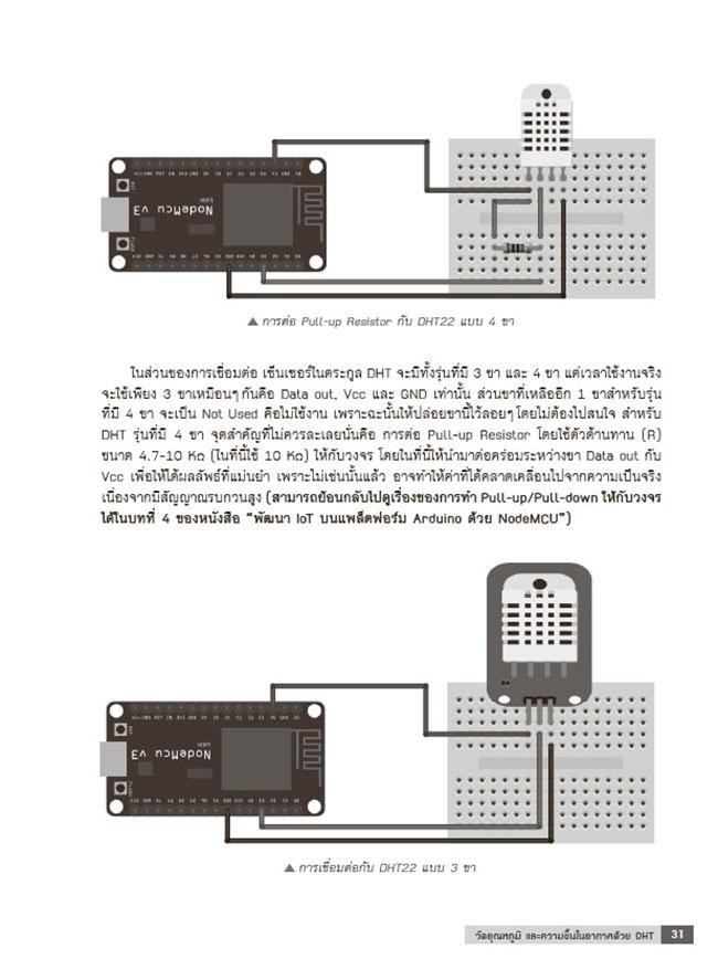 หนังสือ IoT Workshop ด้วย Arduino 04