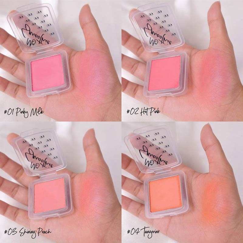04 Mongrang My Smoothie Blush Cream