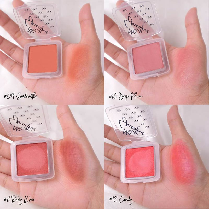 06 Mongrang My Smoothie Blush Cream